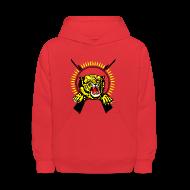 Sweatshirts ~ Kids' Hoodie ~ Tamil Eelam Flag