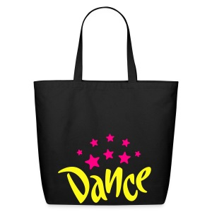Eco-Friendly Cotton Tote-Dance - Eco-Friendly Cotton Tote