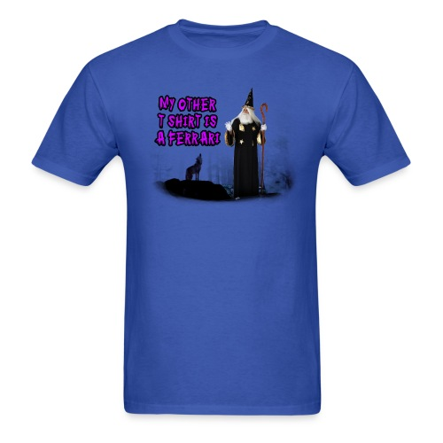 My Other T Shirt Is A Ferrari - Men's T-Shirt