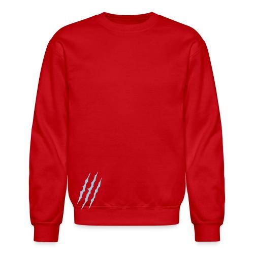 Cut open print  - Crewneck Sweatshirt