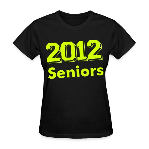 2012 senior men's - Women's T-Shirt