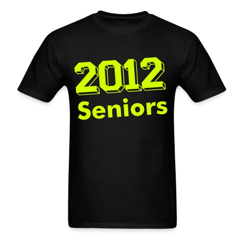 2012 senior men's - Men's T-Shirt
