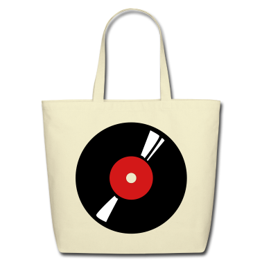 Record Eco-Friendly Tote