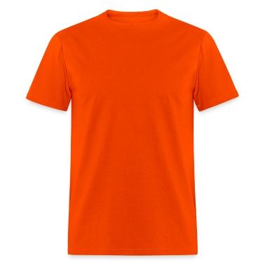 Orange sausage with mustard (2c) T-Shirts