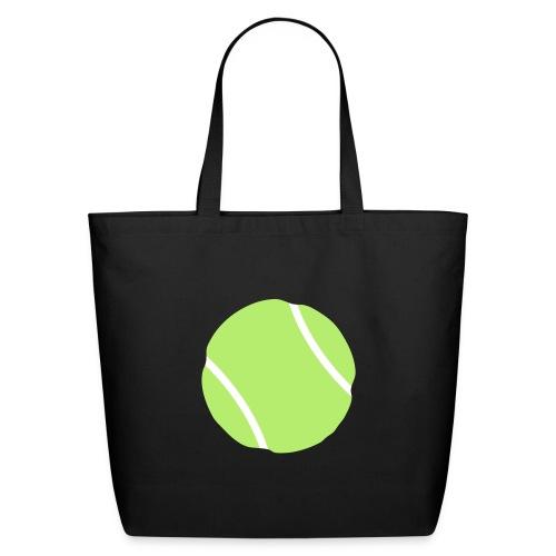 Tennis Ball - Eco-Friendly Cotton Tote