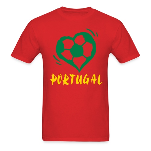 Portugal - Men's T-Shirt