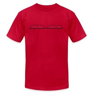 Men's Terrace Makes tee (2004) - Men's Fine Jersey T-Shirt