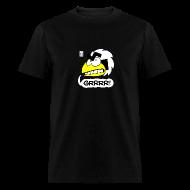 T-Shirts ~ Men's T-Shirt ~ Fission Chicken: GRRRR