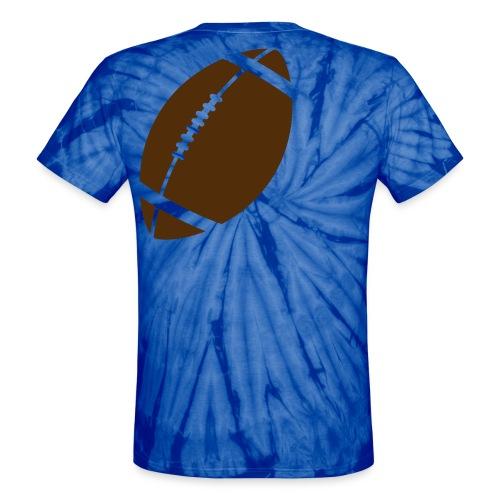 borad or - Unisex Tie Dye T-Shirt
