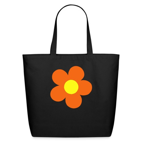 Flower Tote - Eco-Friendly Cotton Tote