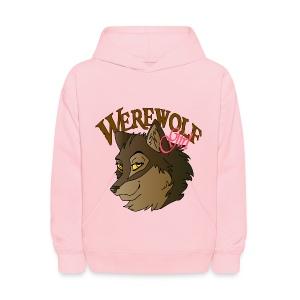 Werewolf Girl - Kids' Hoodie