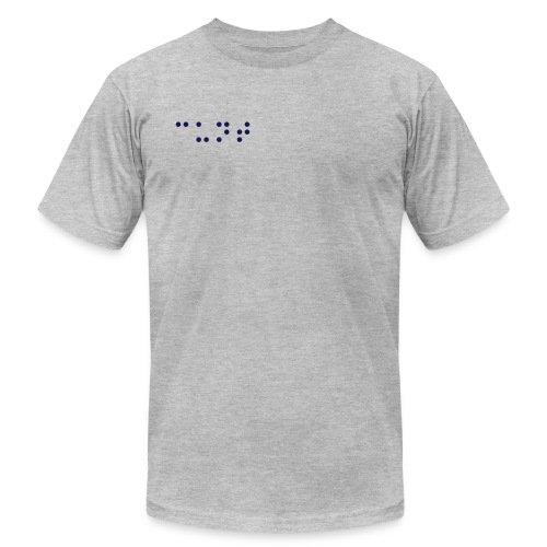 Four letter word...starts with c - Men's Fine Jersey T-Shirt