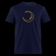 T-Shirts ~ Men's T-Shirt ~ Moon Tee