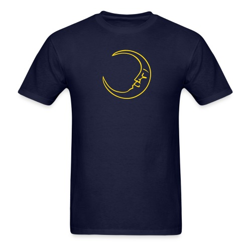Moon Tee - Men's T-Shirt