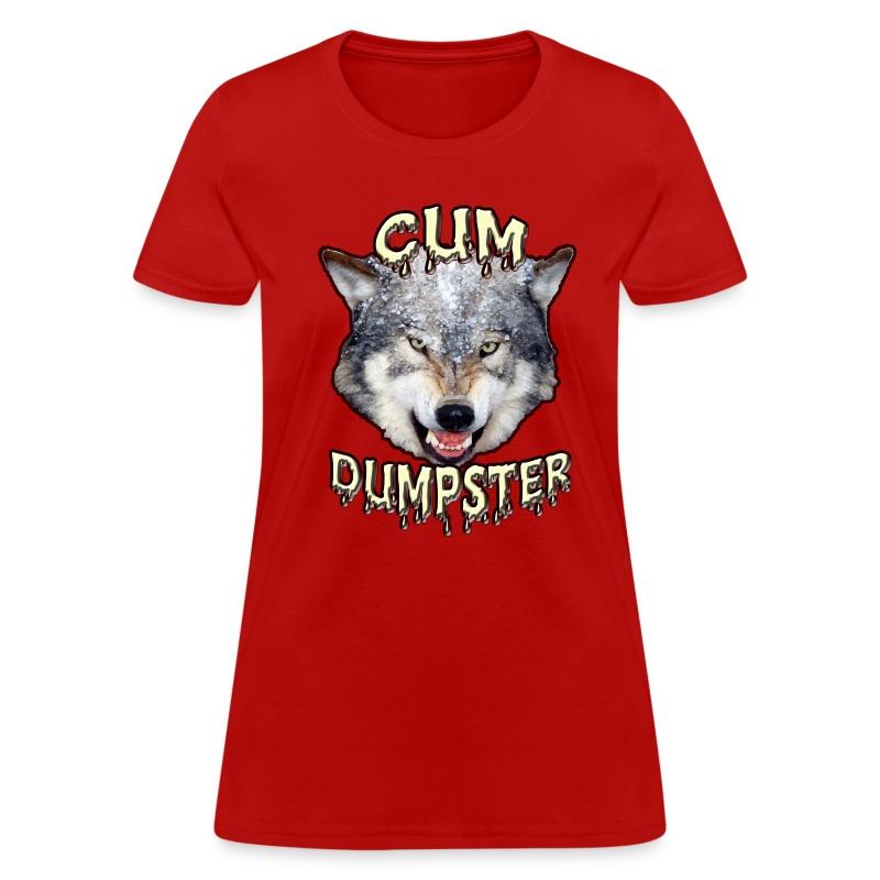 Cum Dumpster T Shirt 33