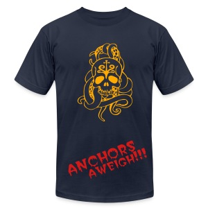 anchorsaweighguys! - Men's Fine Jersey T-Shirt