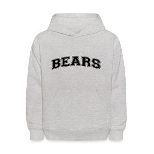Kids hooded bear sweatshirt - Kids' Hoodie