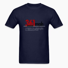 Maglev Train Speed Standard Tee