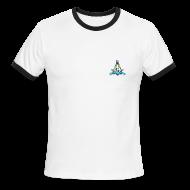 T-Shirts ~ Men's Ringer T-Shirt ~ Faith, Hope, Charity