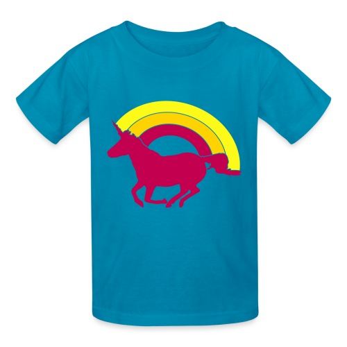 Unicorn shirt - Kids' T-Shirt