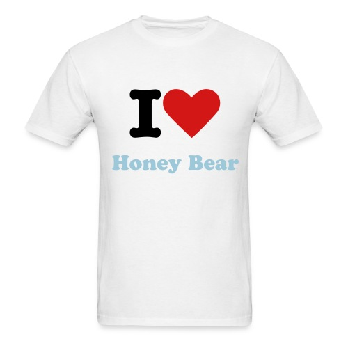Honey Bear - Men's T-Shirt