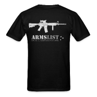 T-Shirts ~ Men's T-Shirt ~ ARMSLIST M4 SOPMOD