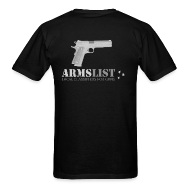 T-Shirts ~ Men's T-Shirt ~ ARMSLIST 1911