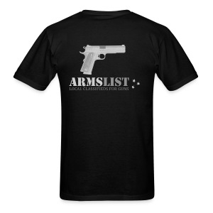ARMSLIST 1911 - Men's T-Shirt