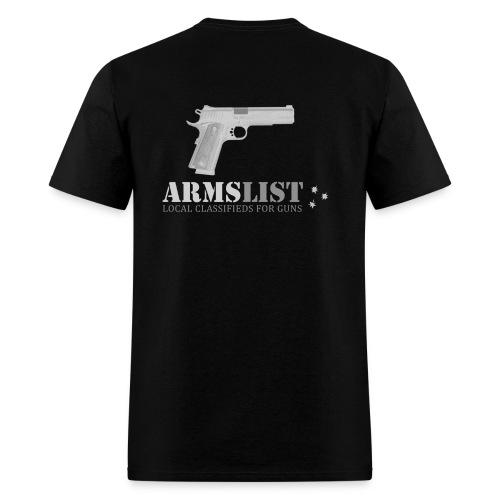 ARMSLIST 1911 - Men's T-Shirt