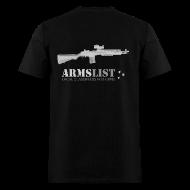 T-Shirts ~ Men's T-Shirt ~ ARMSLIST M1A SOCOM