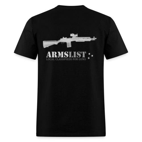 ARMSLIST M1A SOCOM - Men's T-Shirt