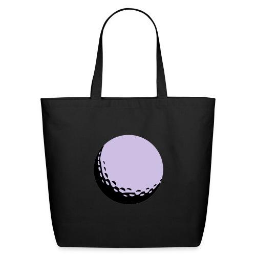 Golf Ball - Eco-Friendly Cotton Tote