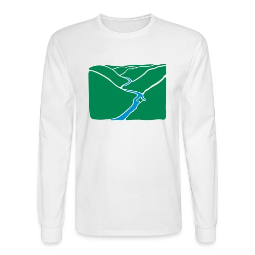PA Grand Canyon - Men's Long Sleeve T-Shirt