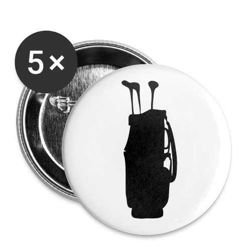 Golf Bag  - Large Buttons