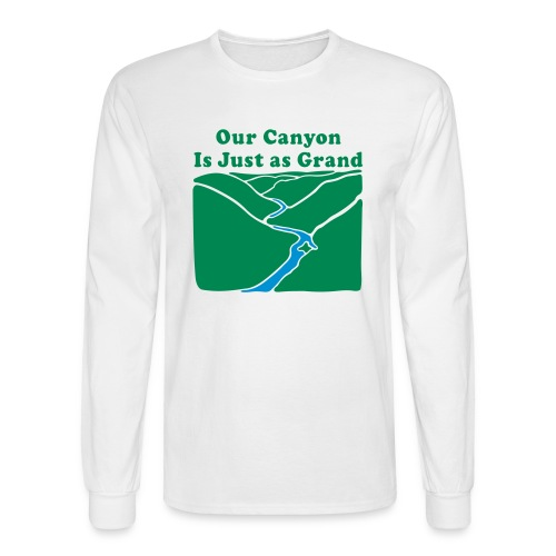 Our Canyon is Just as Grand - Men's Long Sleeve T-Shirt