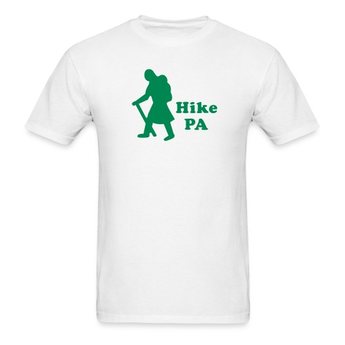 Hike PA Girl - Men's T-Shirt
