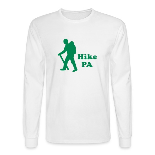 Hike PA Guy - Men's Long Sleeve T-Shirt