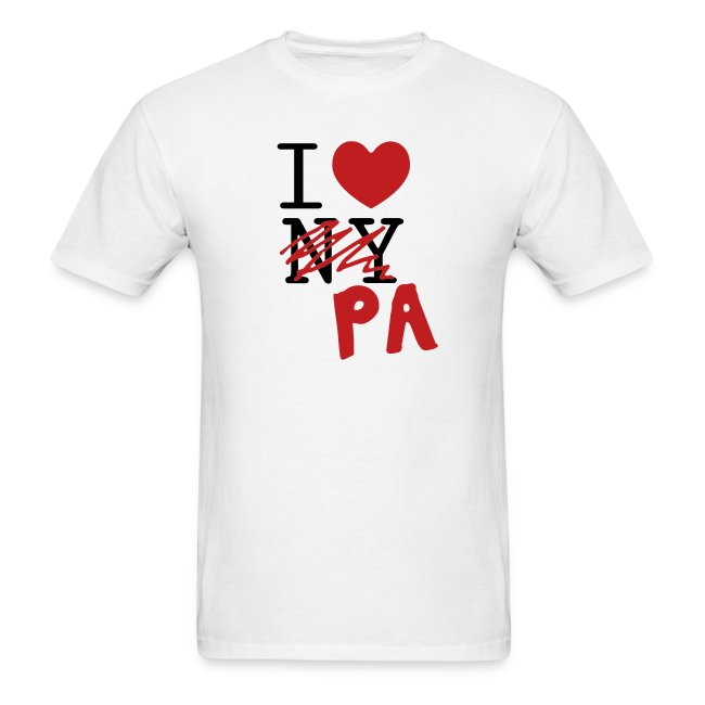 I Love (PA) Pennsylvania