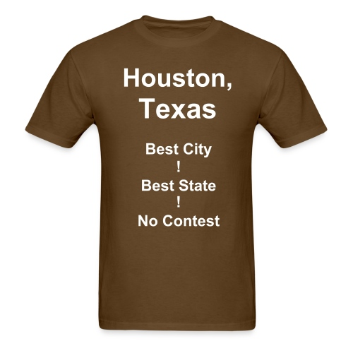 Houston Texas !!! - Men's T-Shirt