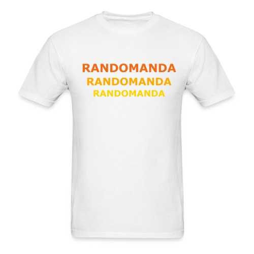 Randomanda - Men's T-Shirt