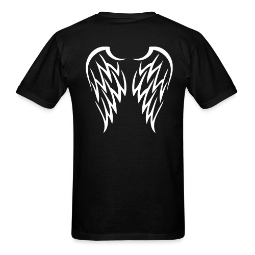 Angel wings - T-shirt pour hommes