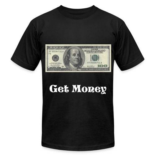Get Money Shirt AA - Men's Fine Jersey T-Shirt