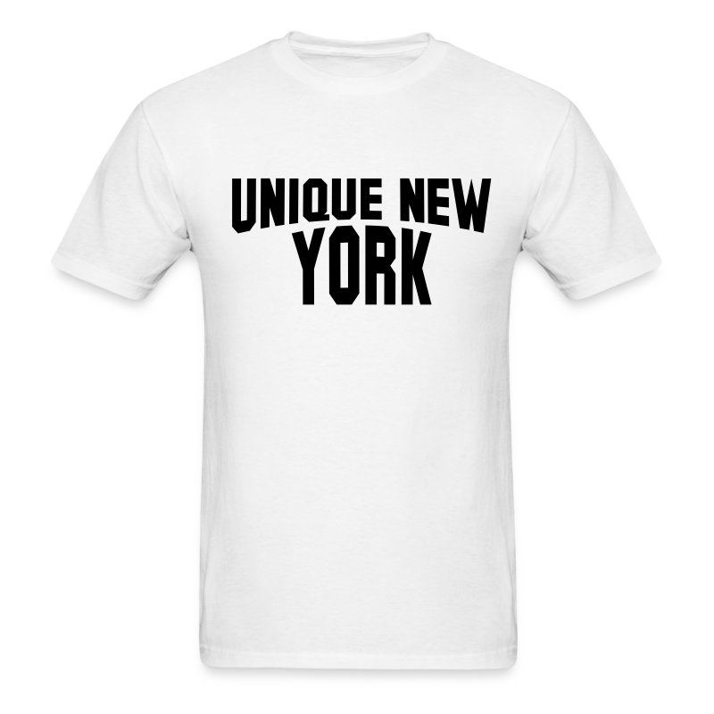 Unique New York - Men's T-Shirt
