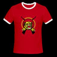 T-Shirts ~ Men's Ringer T-Shirt ~ Tamil Eelam Flag
