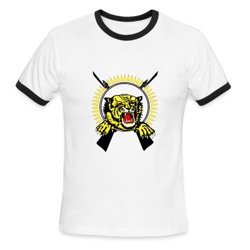 Tamil Eelam Flag - Men's Ringer T-Shirt