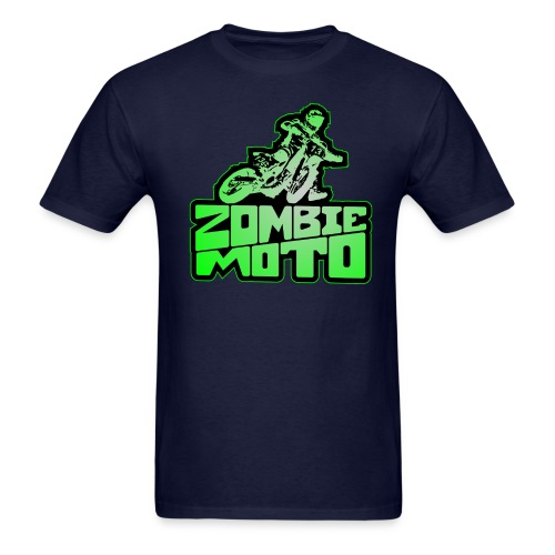 Zombie Moto  - Men's T-Shirt