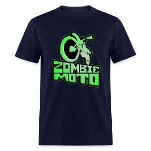 Zombie Moto  - Men's T-Shirt
