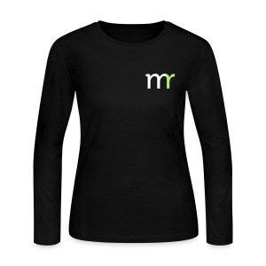 ModReno tshirt - Women's Long Sleeve Jersey T-Shirt