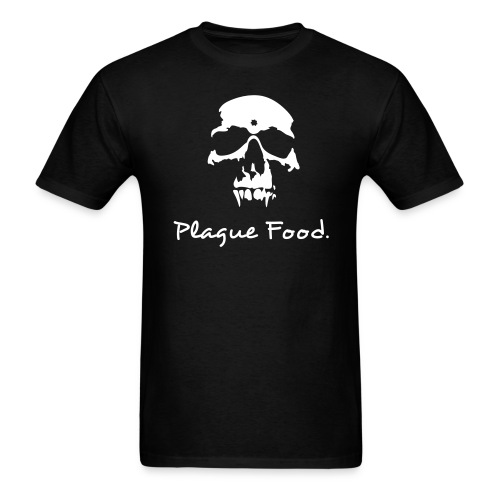 Plague Food - Men's T-Shirt