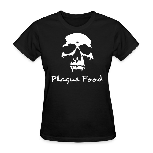 Plague Food white - Women's T-Shirt